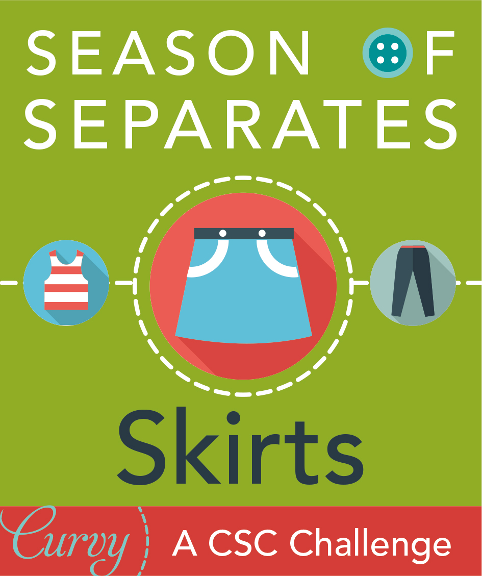 Season of Separates: Skirts Challenge Finale | Curvy Sewing ...