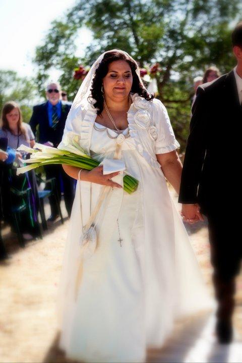 tanya wedding gown